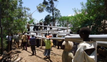 Ecosystem Based Adaptation in Uganda