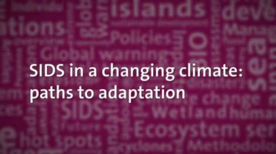 New UNEP MOOC on pathway to climate change adaptation for SIDS